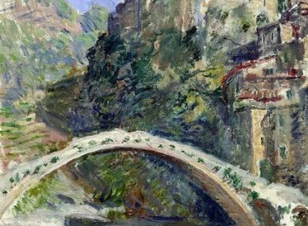 Bordighera,Evento Monet